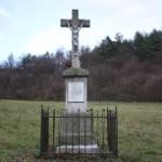 Rímskokatolícky prícestný kríž