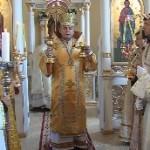 Posvätenie ikonostasu prešovským biskupom