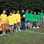 Zmiešané mládežnícke futbalové družstvá