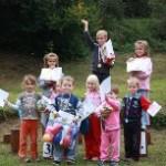 Víťazi detskej športovej olympiády