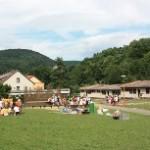 Areál Školy v prírode v Juskovej Voli