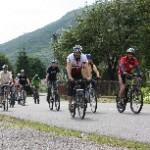 Cyklotúra v Slanských vrchoch v roku 2010